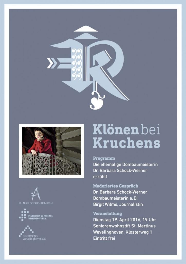 Klönen bei Kruchens 19. April 2016