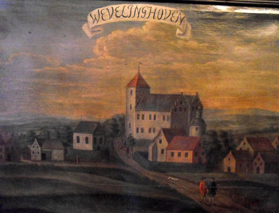 Gemaelde_Schloss_Wevelinghoven